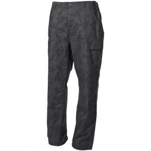 Spodnie MFH BDU Combat Ripstop Night Camo