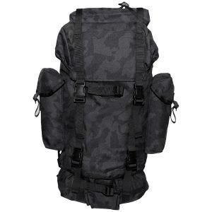 Plecak MFH BW German 65L Night Camo