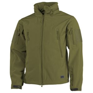 Kurtka MFH Scorpion Soft Shell OD Green