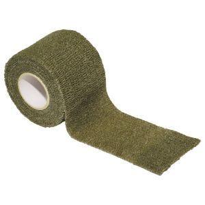 Taśma Maskująca MFH Self Adhesive Camo 5cm x 4.5m OD Green