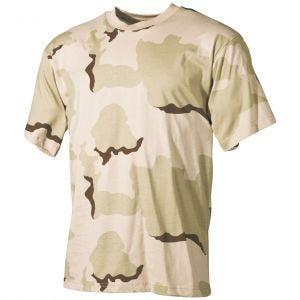 Koszulka T-shirt MFH 3-Desert