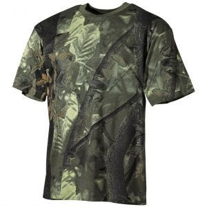 Koszulka T-shirt MFH Hunter Green