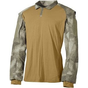 Bluza MFH US Tactical HDT Camo AU