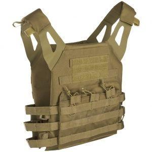 Kamizelka Taktyczna Mil-Tec Plate Carrier Gen II Coyote