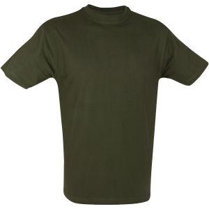 Koszulka T-shirt Mil-Com Oliwkowa