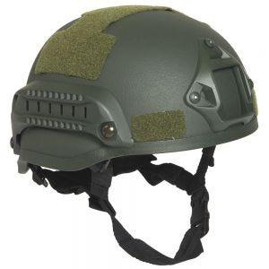 """Hełm Mil-Tec US Combat """"M.I.C.H. 2002"""" Oliwkowy"""
