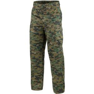 Spodnie Mil-Tec BDU Ranger Digital Woodland
