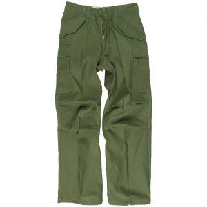 Spodnie Mil-Tec M65 Oliwkowe