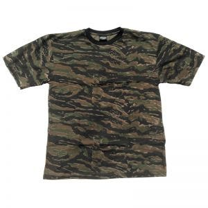 Koszulka T-shirt Mil-Tec Tiger Stripe
