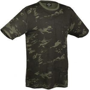 Koszulka T-shirt Mil-Tec Multitarn Black