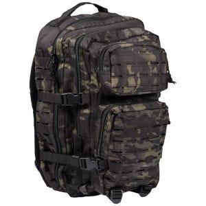 Plecak Mil-Tec US Assault Laser Duży Multitarn Black