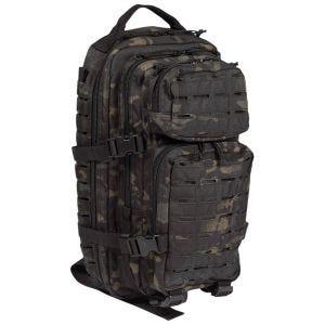 Plecak Mil-Tec US Assault Laser Mały Multitarn Black