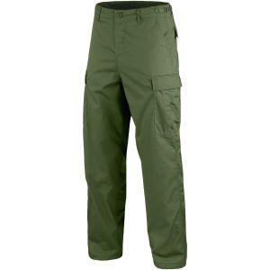 Spodnie Mil-Tec BDU Ranger Oliwkowe