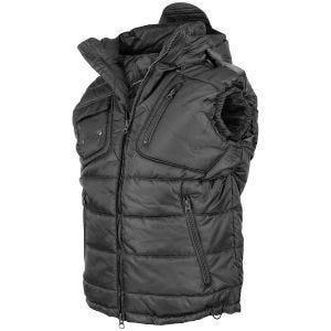 Kamizelka Pikowana z Kapturem Mil-Tec Pro Vest Czarna