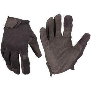 Rękawice Taktyczne Mil-Tec Combat Touch Czarne