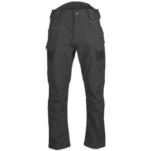 Spodnie Mil-Tec Assault Soft Shell Czarne