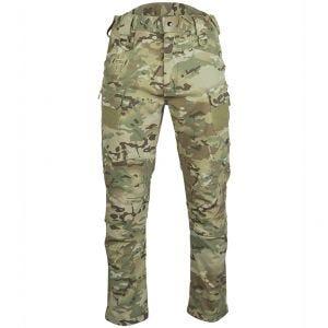 Spodnie Mil-Tec Assault Soft Shell Multitarn