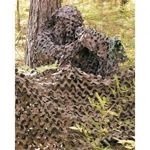 Siatka Maskująca Camosystems Camouflage 3x2.4m Woodland