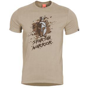 Koszulka T-shirt Pentagon Ageron Spartan Warrior Khaki