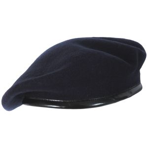 Beret Wojskowy Pentagon Navy Blue