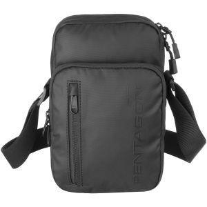 Torba Pentagon Kleos Messenger Bag Stealth Black
