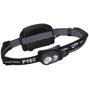 Latarka Czołowa Princeton Tec Remix Rechargeable Biały LED Czarna