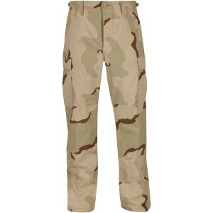 Spodnie Propper BDU Button Fly Ripstop 3-Colour Desert