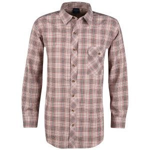 Koszula Propper Covert Button-Up Długi Rękaw Barn Red