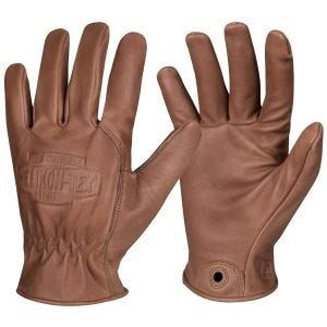 Rękawiczki Helikon Lumber U.S Brown