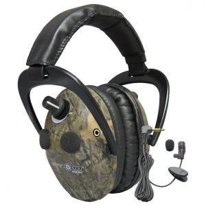 Elektroniczne Ochronniki Słuchu SpyPoint EEM4-25 Aktywne Camo