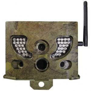 Skrzynka Zabezpieczająca SpyPoint SB-T Metalowa Camo