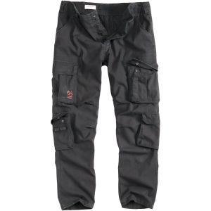 Spodnie Airborne Slimmy Czarne