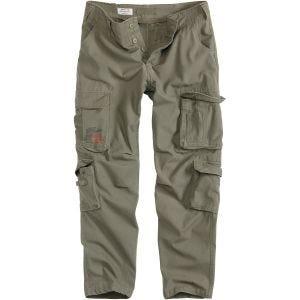 Spodnie Airborne Slimmy Oliwkowe