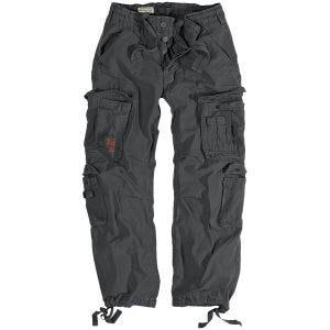 Spodnie Surplus Airborne Vintage Anthracite