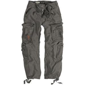 Spodnie Surplus Airborne Vintage Szare