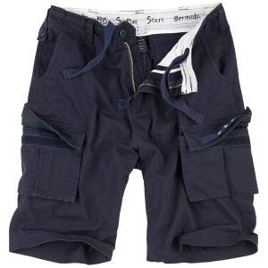 Szorty Surplus Bermuda Dark Blue