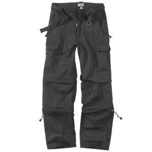 Spodnie Surplus Trekking 3w1 Czarne