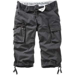 Szorty Surplus Trooper Legend 3/4 Black Washed
