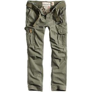Spodnie Surplus Premium Slimmy Oliwkowe