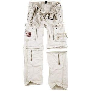 Spodnie Surplus Royal Outback Royal White