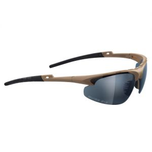 Okulary Taktyczne Swiss Eye Apache - Zestaw 3 Wymiennych Wizjerów - Coyote