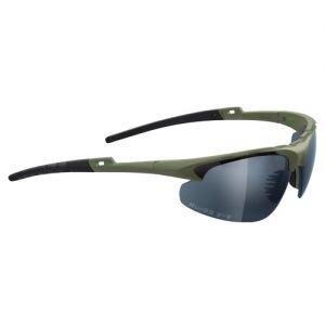 Okulary Taktyczne Swiss Eye Apache - Zestaw 3 Wymiennych Wizjerów - Oliwkowe