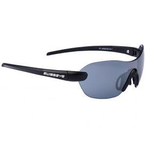 Okulary Taktyczne Swiss Eye Horizon - Zestaw 3 Wymiennych Wizjerów - Czarne