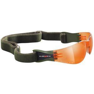 Okulary Taktyczne Gogle Swiss Eye Outbreak Cross Country - Orange