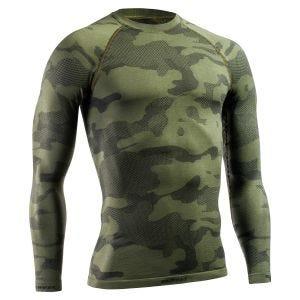 Koszulka Termoaktywna Tervel Optiline Light Długi Rękaw Military