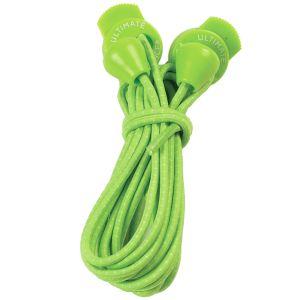 Sznurówki do Butów Ultimate Performance Elastyczne Zielone