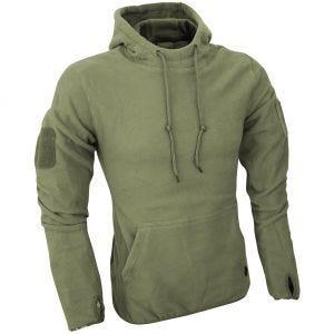 Bluza z Kapturem Viper Tactical Hoodie Polarowa Zielona