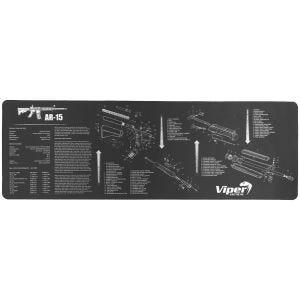 Mata do Czyszczenia Viper Gun Mat AR15 Czarna