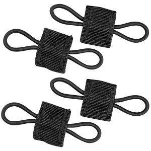 Uniwersalne Mocowania Elastyczne Viper Retainers Czarne