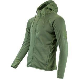 Bluza z Kapturem Viper Storm Zielona